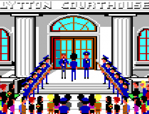 Police Quest 1 Pictures Added
