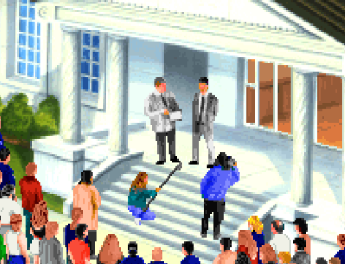 Police Quest 1 VGA Pictures Added