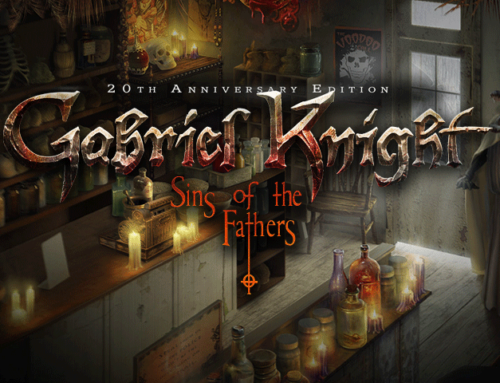 Gabriel Knight: Sins of the Fathers 20th Anniversary Remake Announced!
