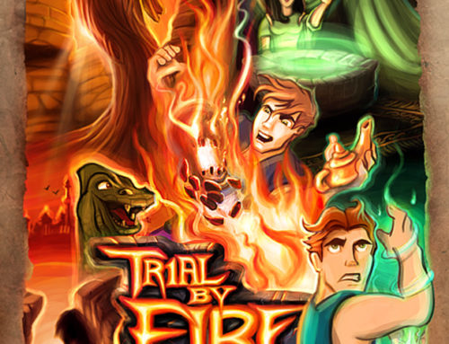 Quest for Glory II: Trial by Fire VGA (AGD)