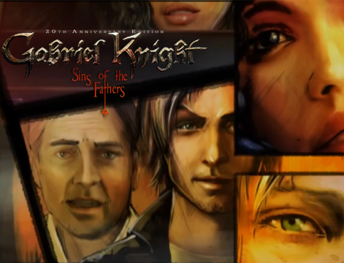 Gabriel Knight 20th Anniversary Edition Gamescom Trailer