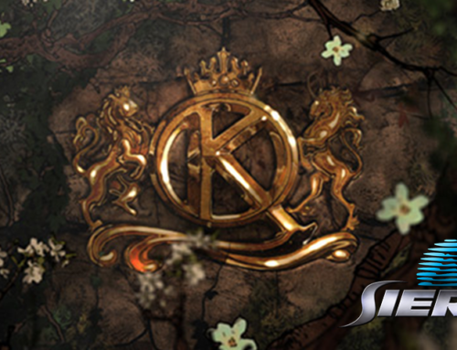 Sierra and King's Quest are Back!