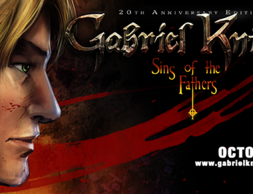 Gabriel Knight 20th Anniversary Edition Releases on October 15th
