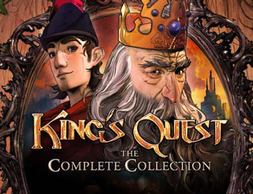 King's Quest: The Complete Collection Releases July 28th