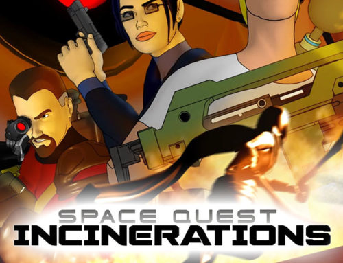 Space Quest Incinerations